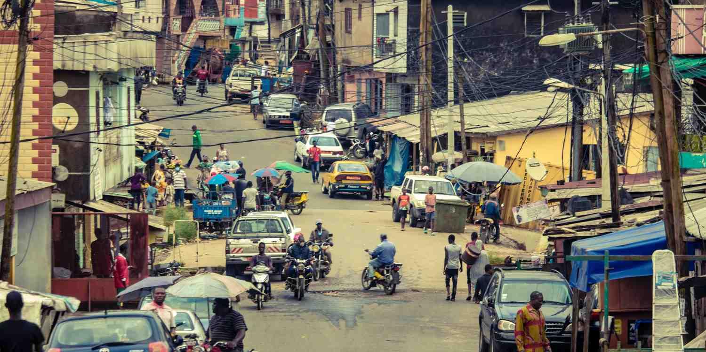 Background image of Douala