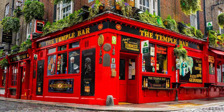 Background image of Dublin