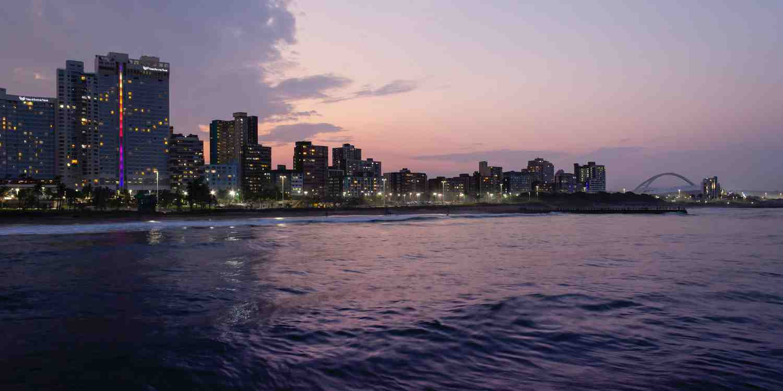 Background image of Durban