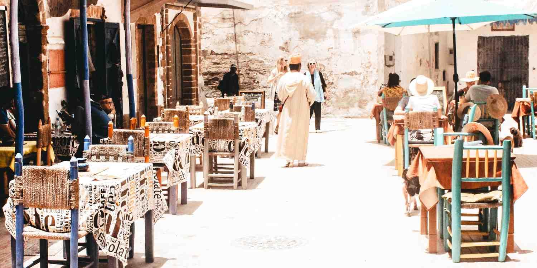 Background image of Essaouira