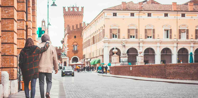 Background image of Ferrara