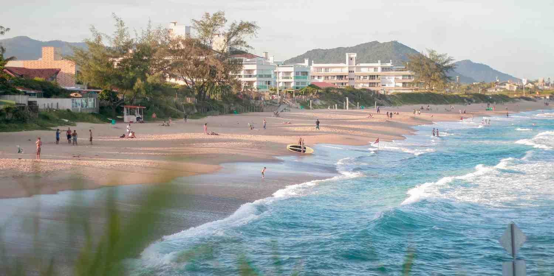 Background image of Florianopolis