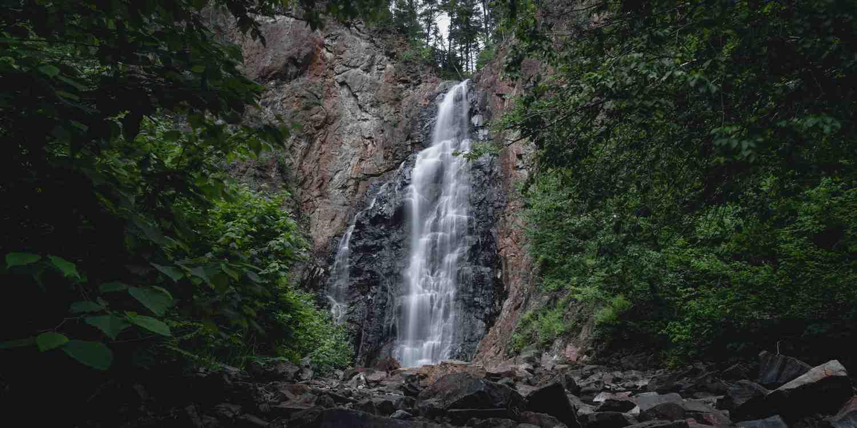 Background image of Fredericton