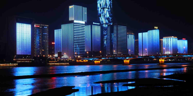Background image of Fuzhou