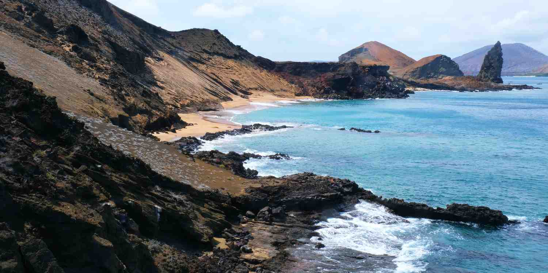 Background image of Galapagos Islands