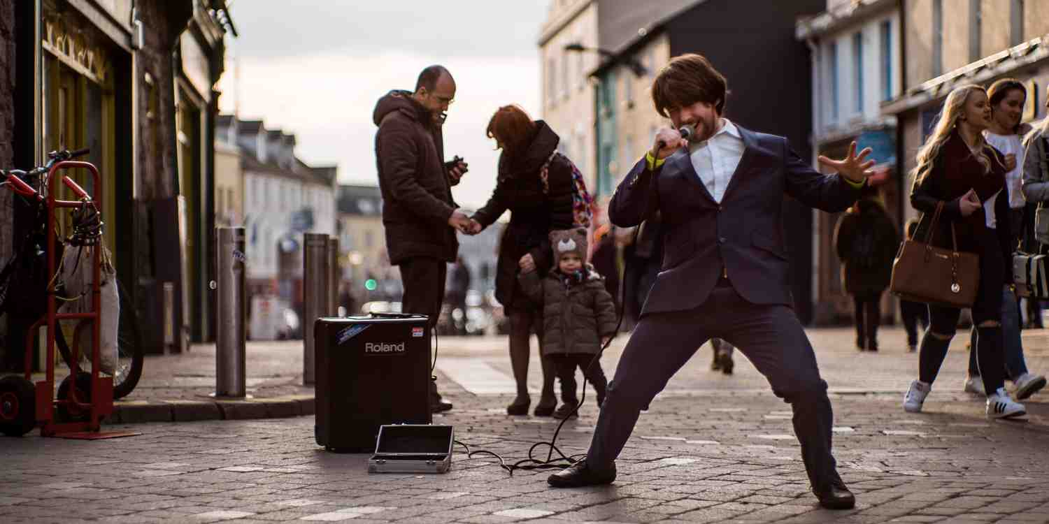 Background image of Galway