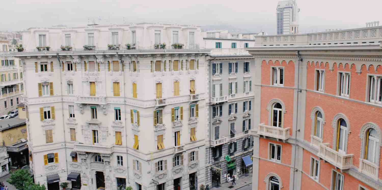 Background image of Genoa