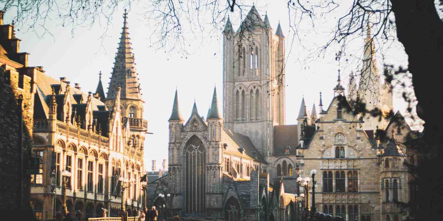 Background image of Ghent