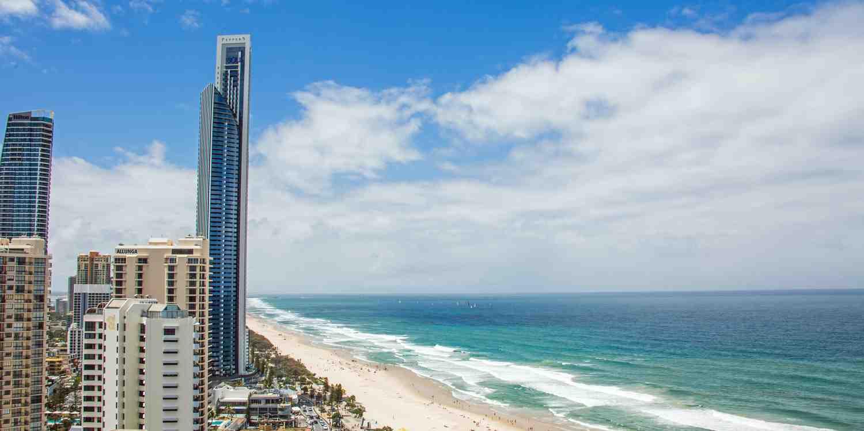 Background image of Gold Coast