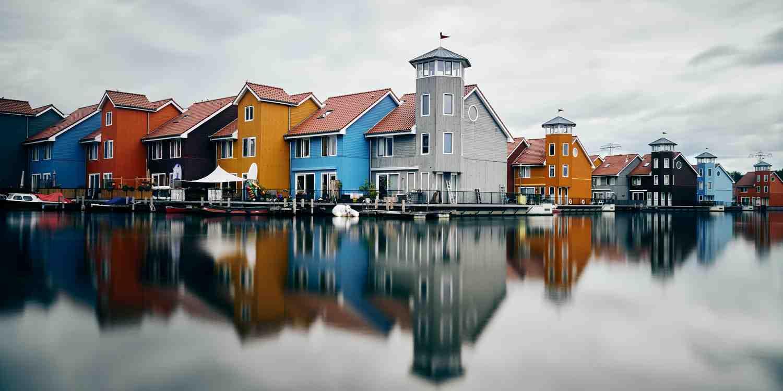 Background image of Groningen
