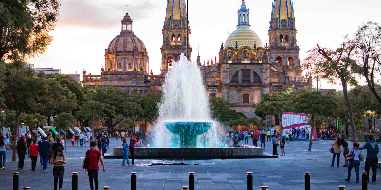 Background image of Guadalajara