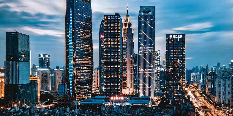 Background image of Guangzhou