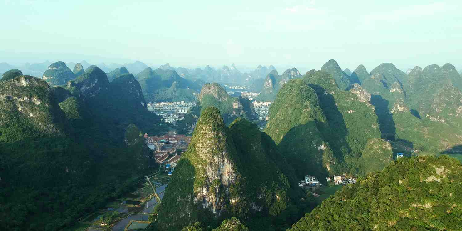 Background image of Guilin