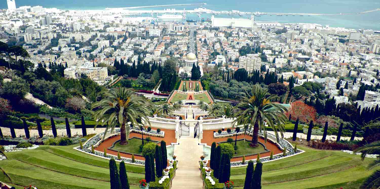 Background image of Haifa