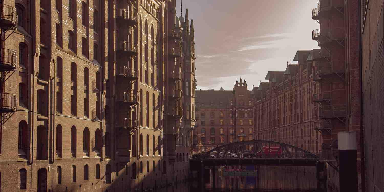 Background image of Hamburg