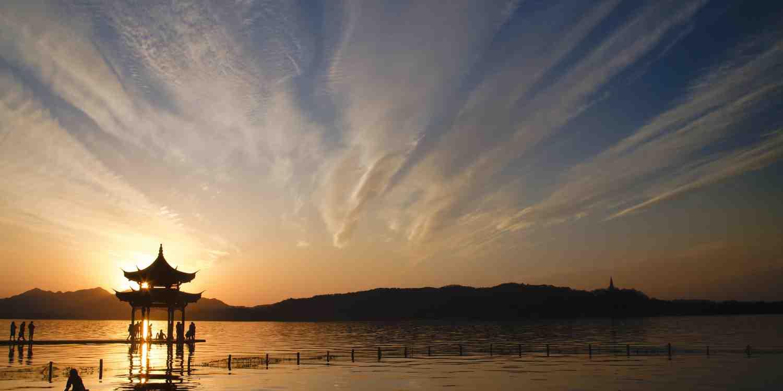 Background image of Hangzhou