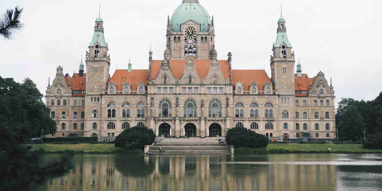 Background image of Hannover