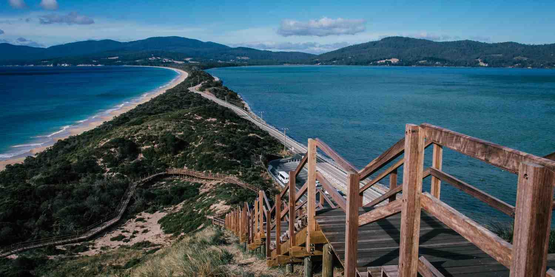 Background image of Hobart