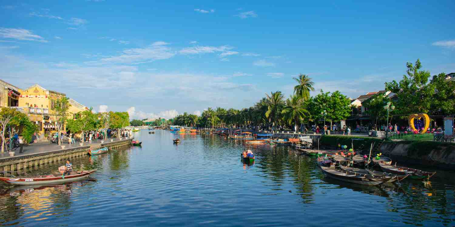Background image of Hoi An