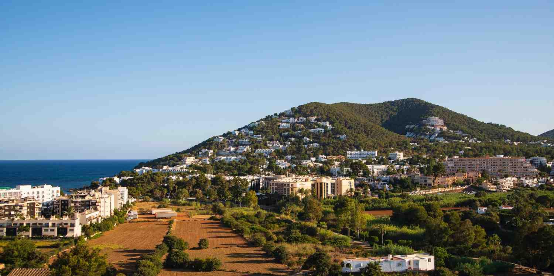 Background image of Ibiza