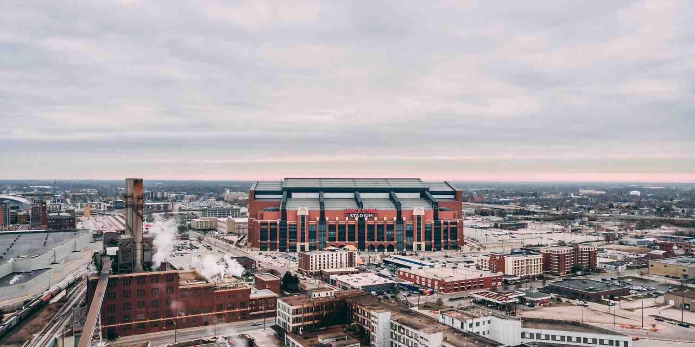 Background image of Indianapolis