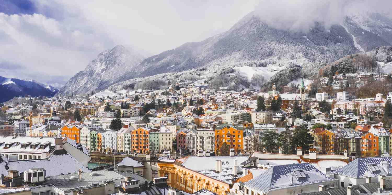 Background image of Innsbruck