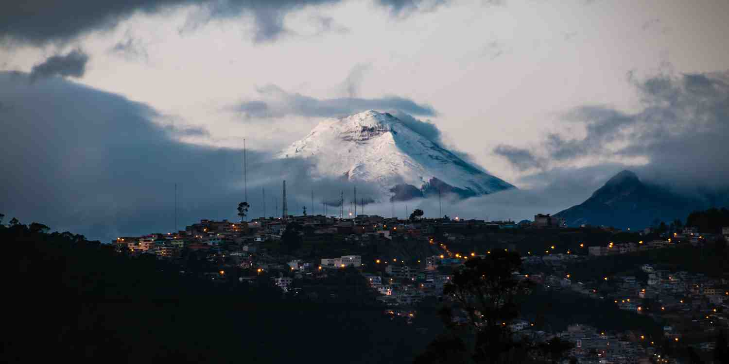 Background image of Intag Valley