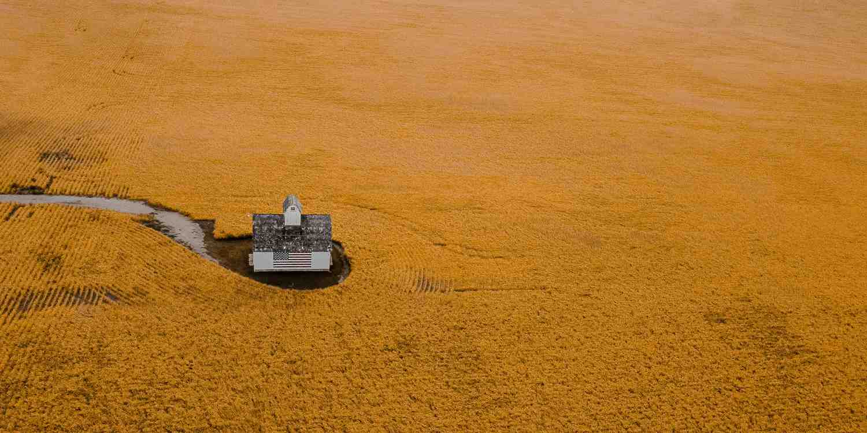 Background image of Iowa City