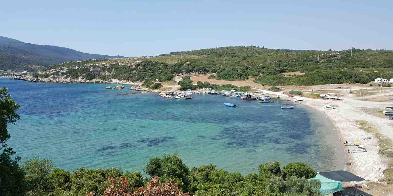 Background image of Izmir