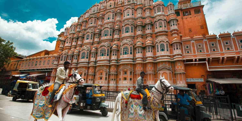 Background image of Jaipur