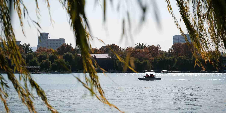 Background image of Jinan