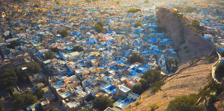 Background image of Jodhpur
