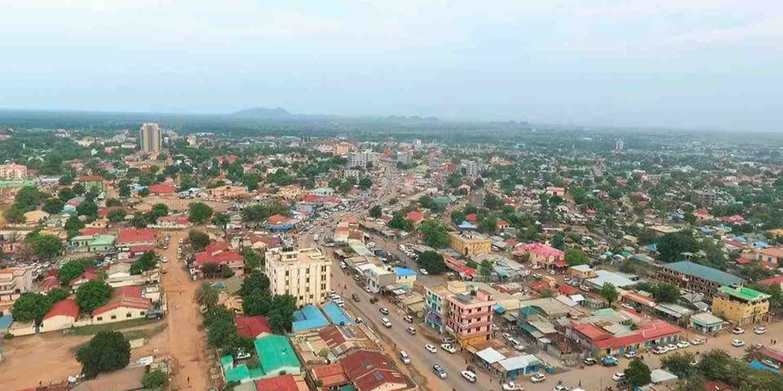 Background image of Juba