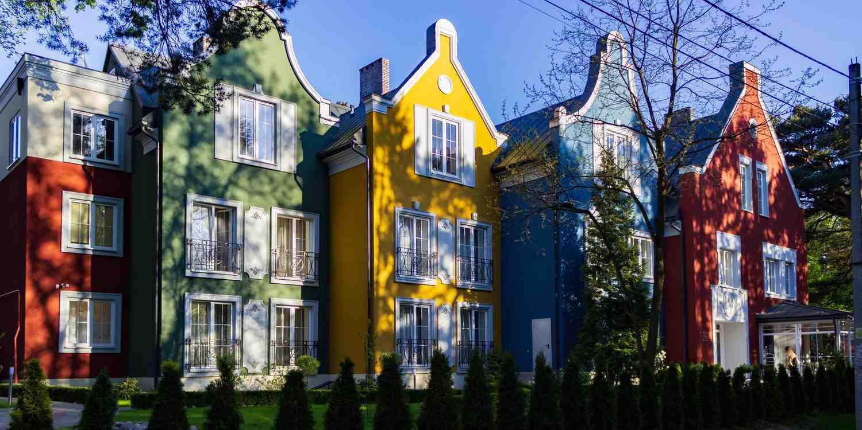 Background image of Kaliningrad