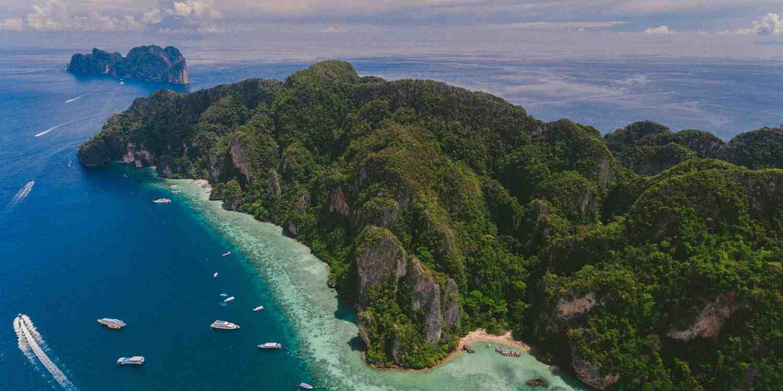 Background image of Ko Phi Phi