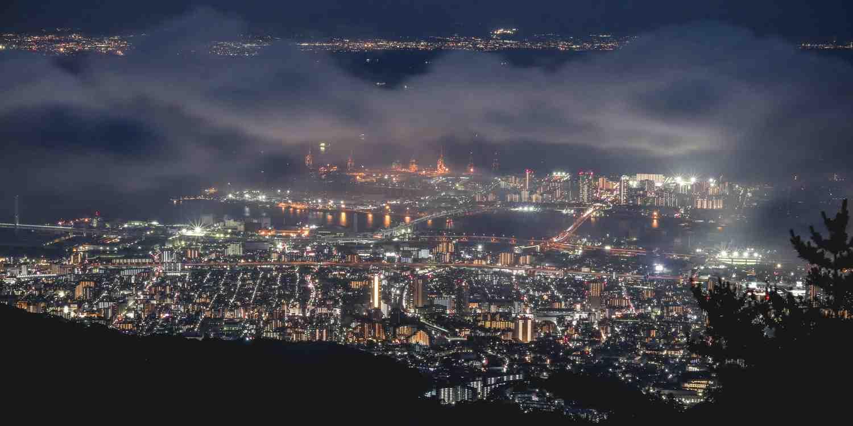 Background image of Kobe
