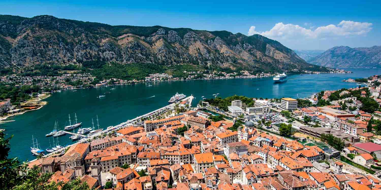 Background image of Kotor