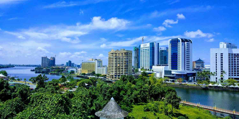 Background image of Kuching