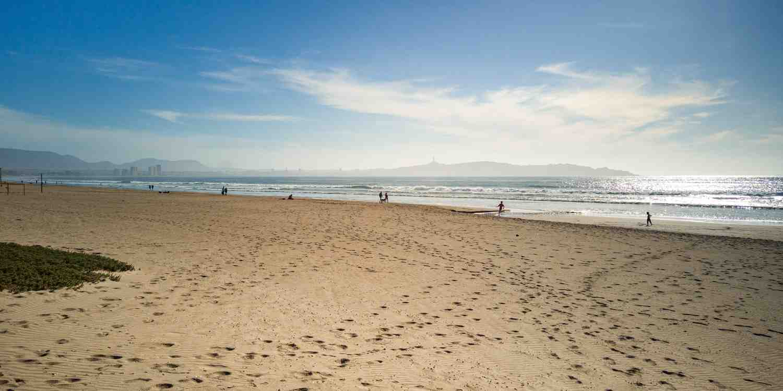 Background image of La Serena
