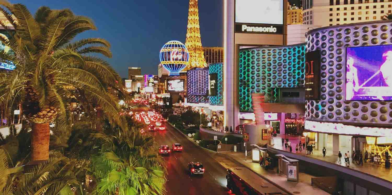 Background image of Las Vegas