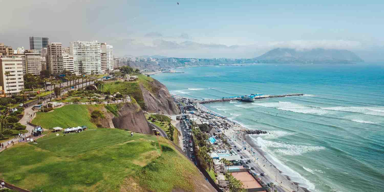 Background image of Lima