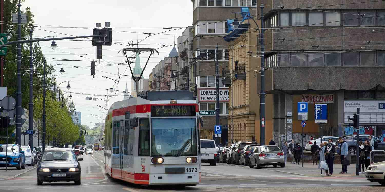 Background image of Lodz