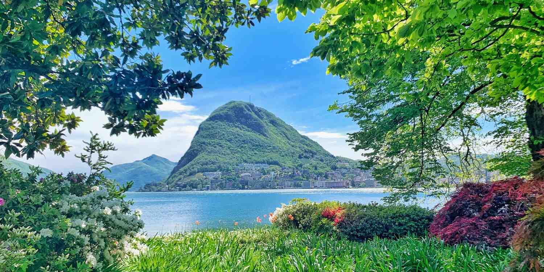 Background image of Lugano
