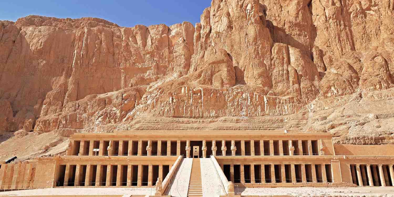 Background image of Luxor