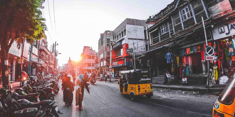 Background image of Madurai