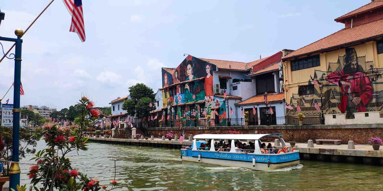 Background image of Malacca