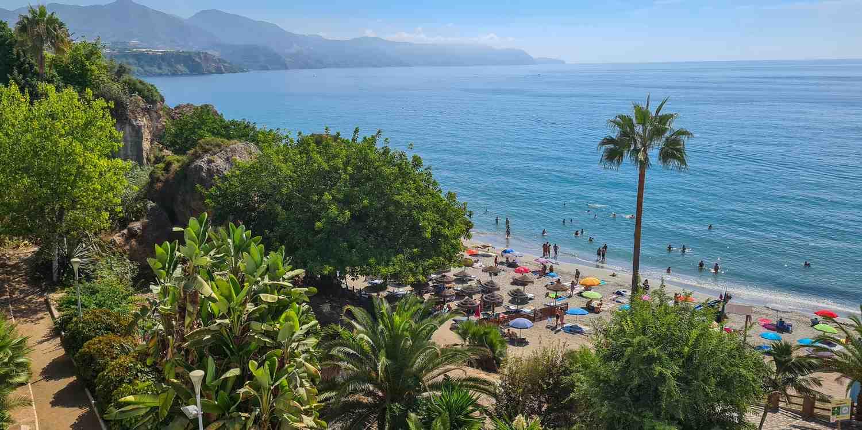 Background image of Malaga