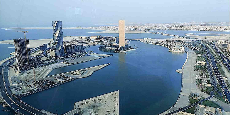 Background image of Manama