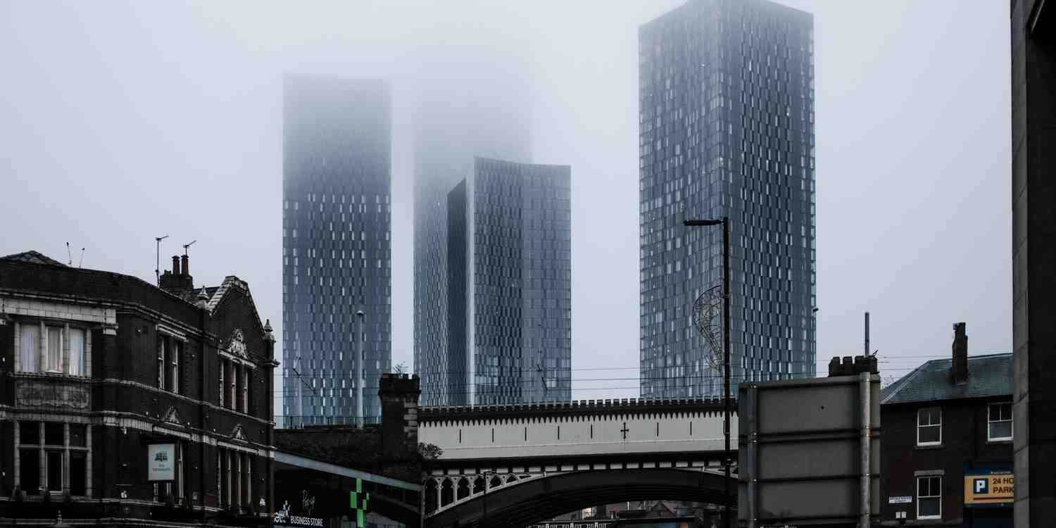 Background image of Manchester