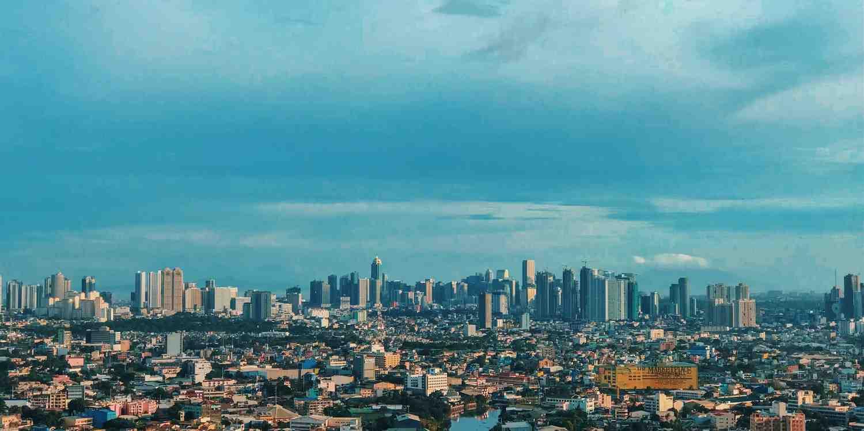 Background image of Manila